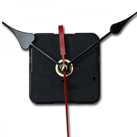 무소음 무브먼트 시계모터+시계바늘 시계부품 벽시계 양면시계 CD시계 손목시계수리 십자수재료